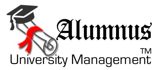 Alumnus University Management™ logo