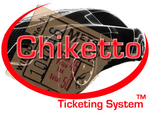 Chiketto Smart Ticketing System™ logo