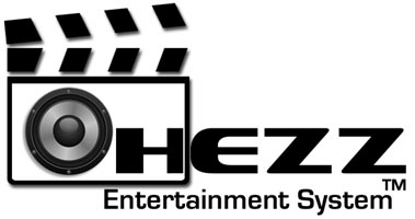 Hezz Entertainment System™ logo