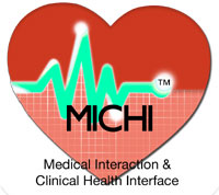 MICHI™ Medical Interface logo