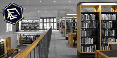 Oundle school library